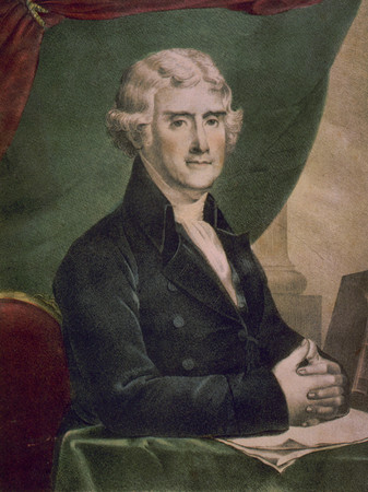 Thomas Jefferson, 3rd American President
