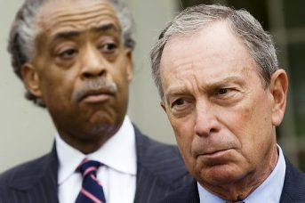 The Rev. Al Sharpton has long opposed nonpartisan elections, but stayed quiet when Mayor Bloomberg rammed through a law to extend term limits.   Courtesy Watson/Getty - NYDN