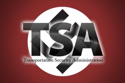TSA Nazi Logo