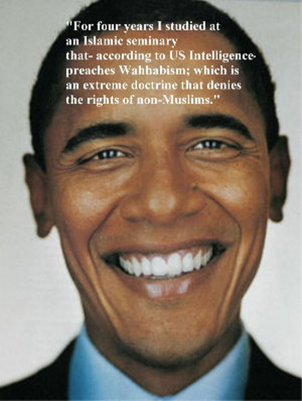 Obama on the Side of Islam