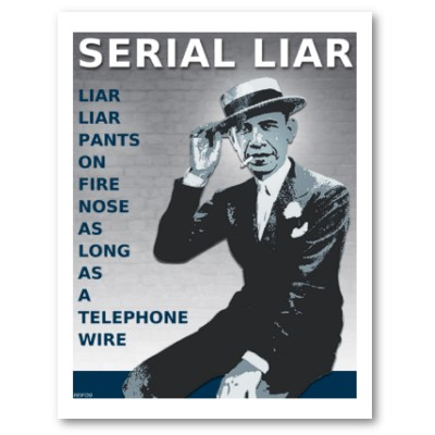 obama serial liar