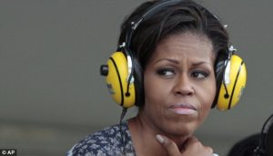 Not a big deal? A source travelling with First Lady Michelle Obama later downplayed the booing Read more: http://www.dailymail.co.uk/news/article-2064084/Michelle-Obama-Jill-Biden-frosty-reception-NASCAR-crowd-theyre-BOOED-race-begins.html#ixzz1eJevUpUo