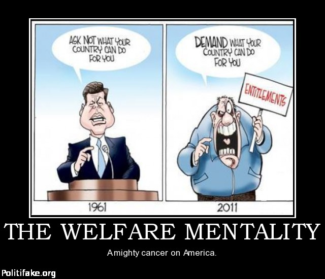 The Welfare State | PUMABydesign001's Blog