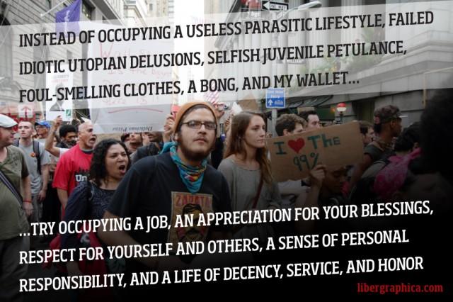 occupy idiots