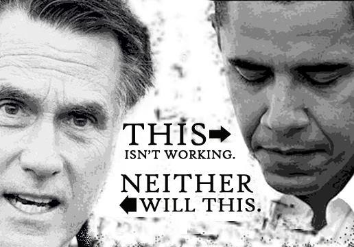 obama is working neither will mitt