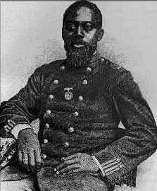 Sgt. William Carney, Medal of Honor Recipient May 23 1900 Photograph Courtesy of Wikipedia