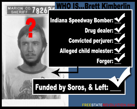 Who Is Brett Kemberlin?  Image courtesy of Free State Revolution