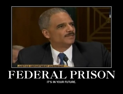 holder federal prison