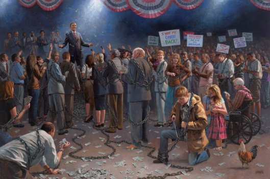 Wake Up America Jon McNaughton