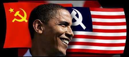 Barack Obama America's Communist president