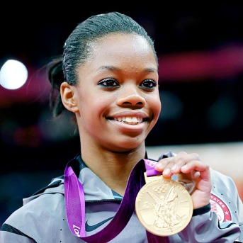 Gabby Douglas I give all to Jesus