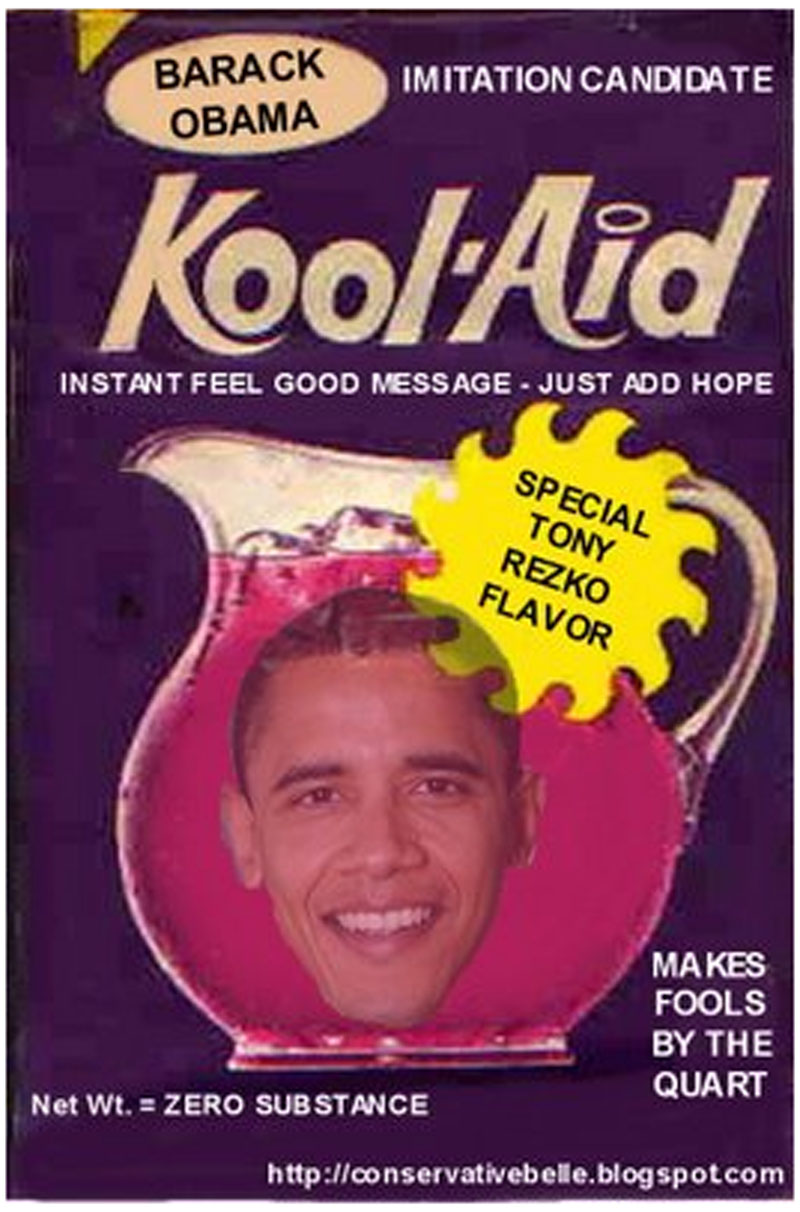 It S Called Drinking The Kool Aid