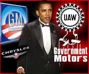 Lest We Forget, the Auto Bailout was ONLY to Bailout the UNION.