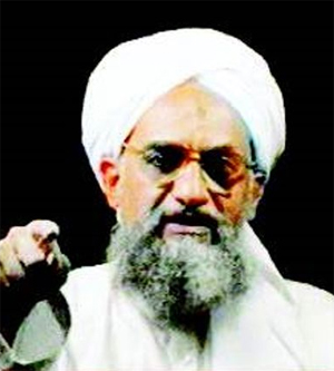 Ayman al-Zawahiri ordered yesterday's attack on the US Consulate in Libya that killed 4 Americans.