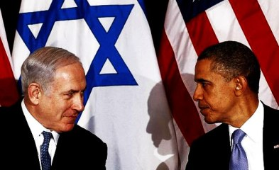 The disdain that Obama displays for Netanyahu and all things Israel is crystal-clear. American Jews, we hope you remember that on November 4th, 2012!    Image courtesy of Now the End Begins.