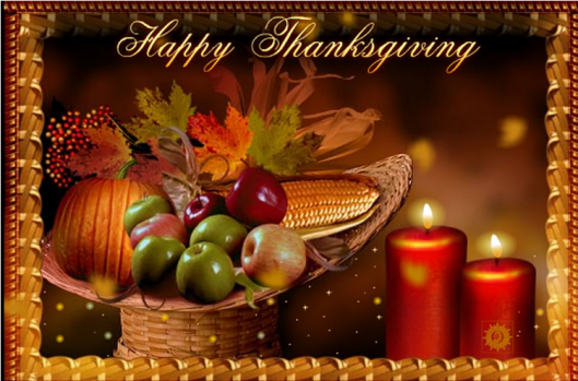 Happy Thanksgiving PUMABydesign001s Blog