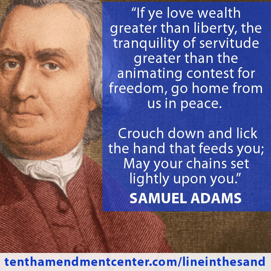 Samuel Adams Quotes: PUMABydesign001's Blog