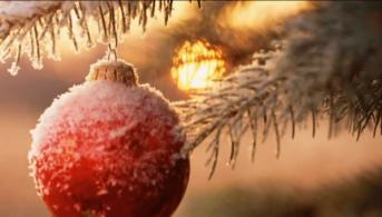 Christmas bulb screenshot