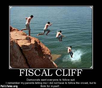 Fiscal Cliff Follow the Leader Or Not Politifake