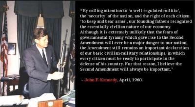 JFK Tyranny Quote