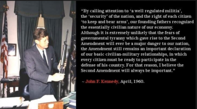 JFK Tyranny Quote