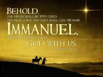 Matthew 1 21-23