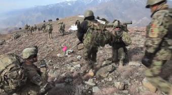 U.S Army -- Op Saguaro Afghanistan Screenshot