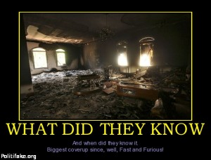 Benghazi what did they know