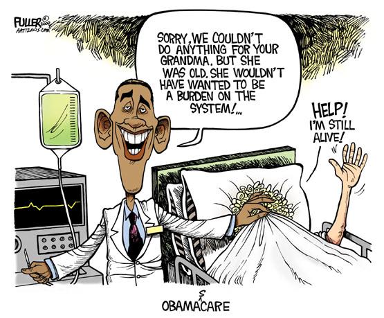 obamacare KILLER ELDERLY