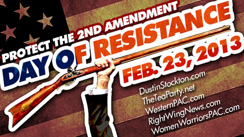 Second Amendment day_of_resistance February 23