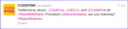 Screenshot Code Pink standwithrand Tweets 0012