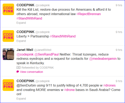 Screenshot Code Pink standwithrand Tweets 007
