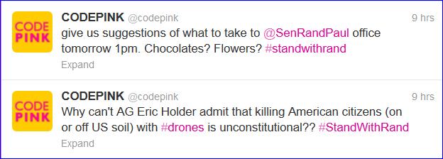 Screenshot Code Pink standwithrand Tweets 009