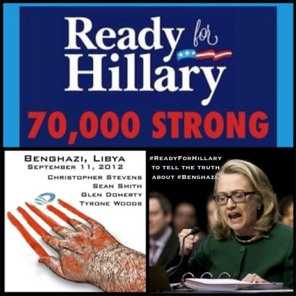 Benghazi 70000 strong Hillary Resist44