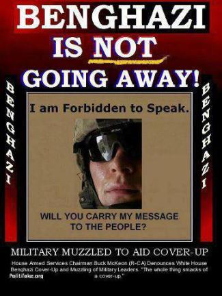 Benghazi Military Muzzled