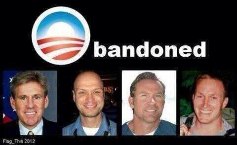 Obama Abandoned Four Patriots Benghazi