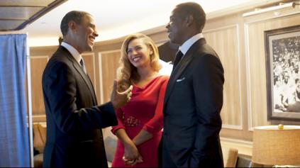 Obama Jay Z Beyonce Fundraiser