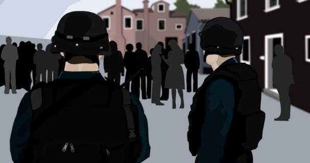police state fourth amendment