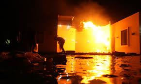 benghazi under attack
