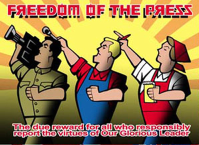 Freedom of the Press Communism