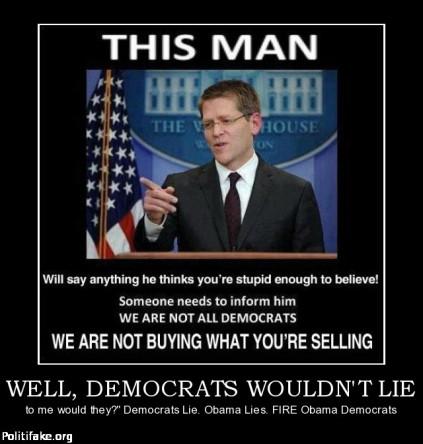 Jay Carney Liar Politifake