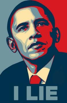 Obama i lie