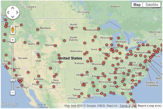 rein  in the irs rally map