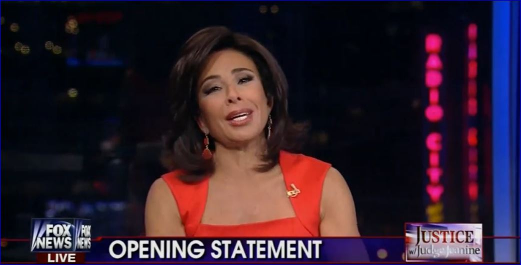 Judge Jeanine Pirro Op...