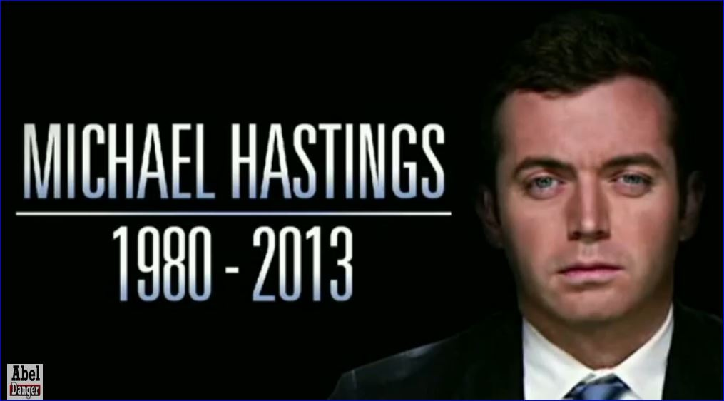 Michael Hastings Crema...