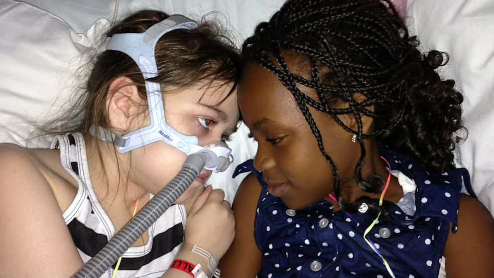 Sarah Murnaghan, 10, needs a lung transplant but a policy puts her last on the list even though she only has weeks to live. (Courtesy Murnaghan Family)
