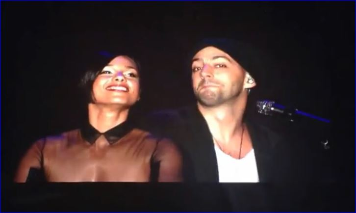 Alicia Keys Performed July 4th in Tel Aviv with Surprise Guest, Idan Raichel.