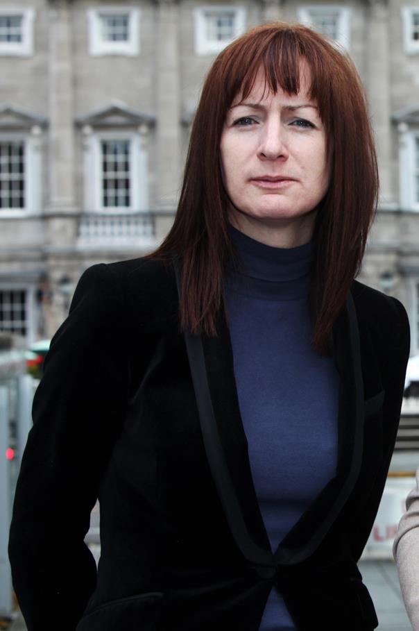 Clare Daly Politician Ireland