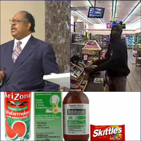 Dr James Manning Serman Trayvon Martin stoned when he met George Zimmerman Collage