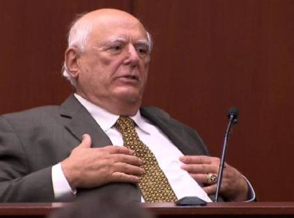 Forensic Pathologist and Defense Witness Vincent DiMaio